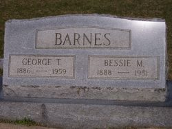 George T Barnes