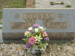 Minnie Lou <I>Jones</I> Dobbs