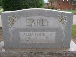 Alma Louella Early