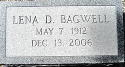 Lena G. <I>Davenport</I> Bagwell