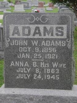 Anna B. Adams
