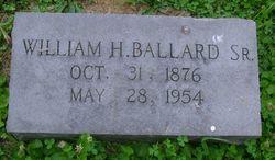William H. Ballard, Sr