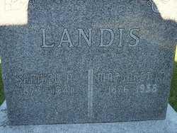 Margaret May <I>Wheeler</I> Landis