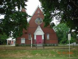 Saint Clements Episcopal Church Cemetery