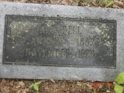 R E Bell