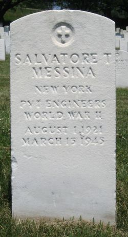 Pvt Salvatore T. Messina