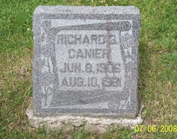 "Richard Gardner ""Dick"" Canier"