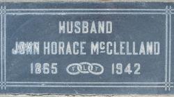 John Horace McClelland