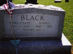 Dora Jane <I>Sapp</I> Black