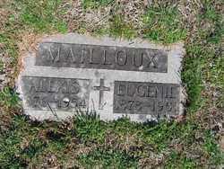 Eugenie <I>Lizotte</I> Mailloux
