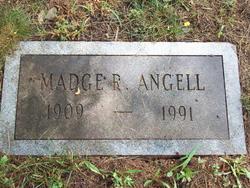 Madge R Angell