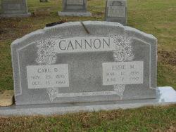 Carl D. Cannon