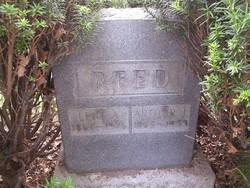 Lena A <I>Broughton</I> Reed