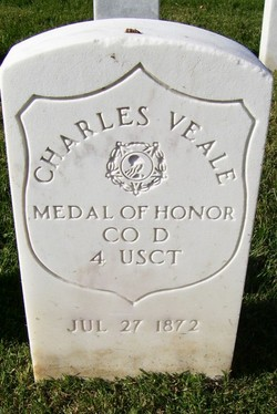 PVT Charles Veale