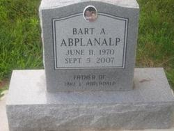 Bart Alan Abplanalp