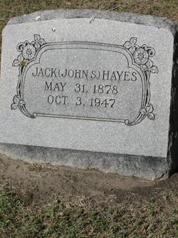 "John Seborn ""Jack"" Hayes"