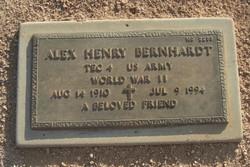 Alex Henry Bernhardt
