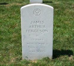 James Arthur Ferguson