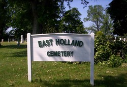 East Holland Cemetery
