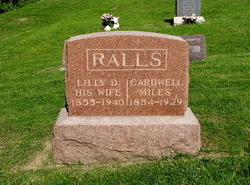 Lilly Dale <I>Clark</I> Ralls