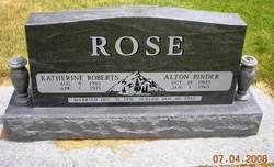 Alton Pinder Rose
