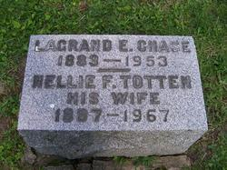 Nellie F <I>Totten</I> Chase