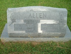 Eula <I>Kirtley</I> Allen