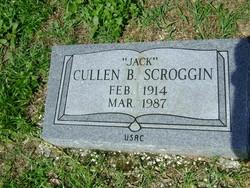 """Cullen B """"Jack"""" Scroggin"""