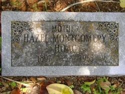 Hazel <I>Montgomery</I> Hoag