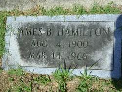 James B Hamilton