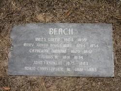 Miles Green Beach