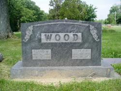 Lucy P. <I>Patton</I> Wood