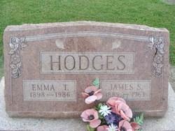 James S Hodges