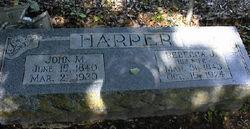 Rebecca Jane <I>Alexander</I> Harper
