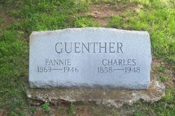 Fannie <I>Hill</I> Guenther