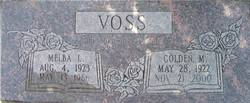 Melba Louise <I>Anderson</I> Voss