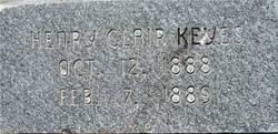 Henry Clair Keyes