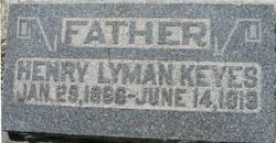 Henry Lyman Keyes