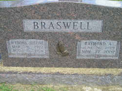 Raymond Alfred Braswell