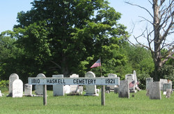 Haskell Ridge Cemetery