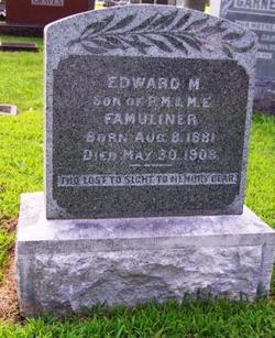 Edward M. Famuliner