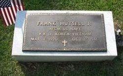 Frank Hutsell, JR