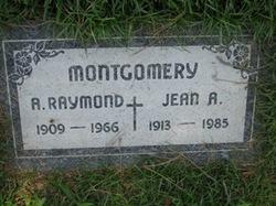 "Adelbert Raymond ""Ray"" Montgomery"