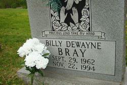 Billy Dewayne Bray