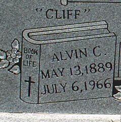 "Alvin Clifford ""Cliff"" Haynie"