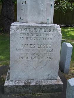 Myron H Willson