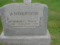 Lida B Anderson
