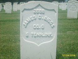 James David Biggs