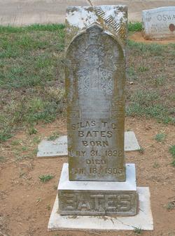 Silas T.C. Bates