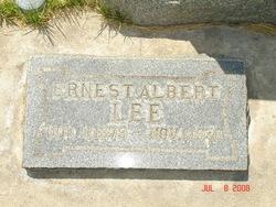 Ernest Albert Lee